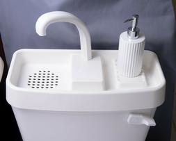 Sink Twice 2021 Toilet Sink Model