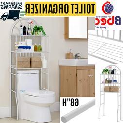 3-Tier Shelf Bathroom Space Saver Shelf Organizer Classic De