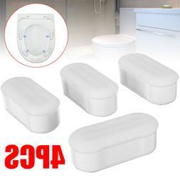 4Pcs Toilet Seat Bumper Replacement Kit for Bidet Universal