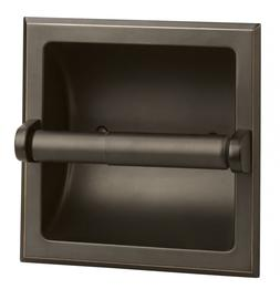 Design House 539254 Millbridge Recessed Toilet Paper Holder,