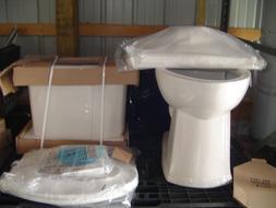 American Standard 714AA151.020 ActiClean VorMax Toilet - Sel
