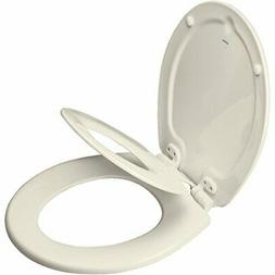 Mayfair Adult Toilet Seat with Built-in Child Potty Training