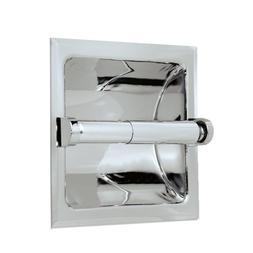 Gatco 782 Recessed Toilet Paper Holder, Chrome