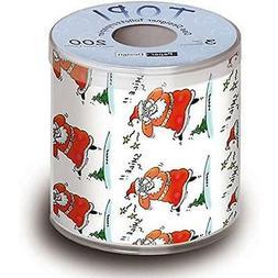 """Christmas Toilet Paper Smile Designer Industrial """" Scientifi"""