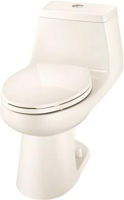 Dual Flush Toilet All-In-One Elongated Comfort Height W/ Slo