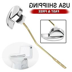 Easy Use Side Mount Toilet Flush Lever Handle Angle Fitting