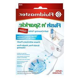 Fluidmaster Flush N Sparkle Toilet Bowl Cleaning System 8100