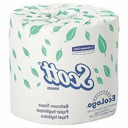 Scott Individually Wrapped Premium Embossed Toilet Paper  -