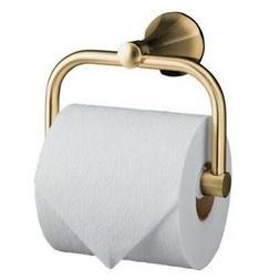 Kohler K-480-BV Memoirs Toilet Tissue Holder with Classic De