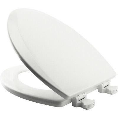Bemis 1500EC Elongated Molded Toilet Seat