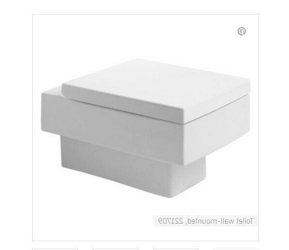 221709 vero toilet wall mounted washdown model