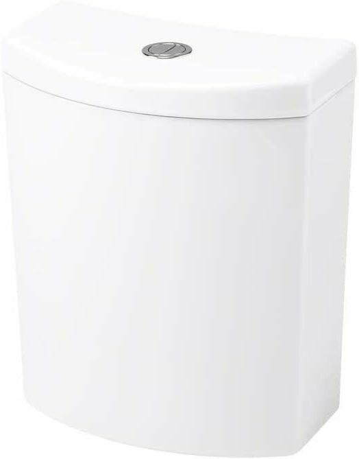 KOHLER 3569-0 Persuade Toilet Tank, 1, White NEW