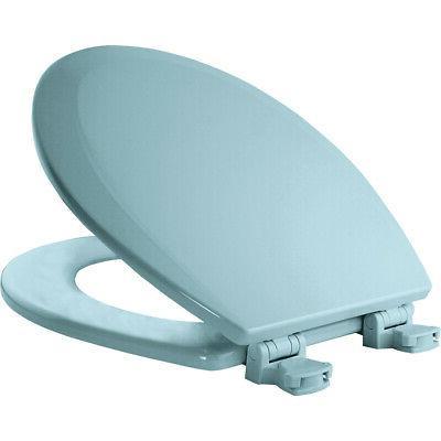 Bemis 500EC Round Closed-Front Toilet Seat and