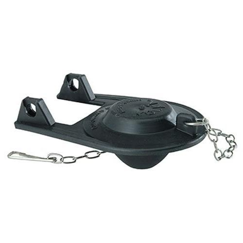 54bp korky black rubber flapper