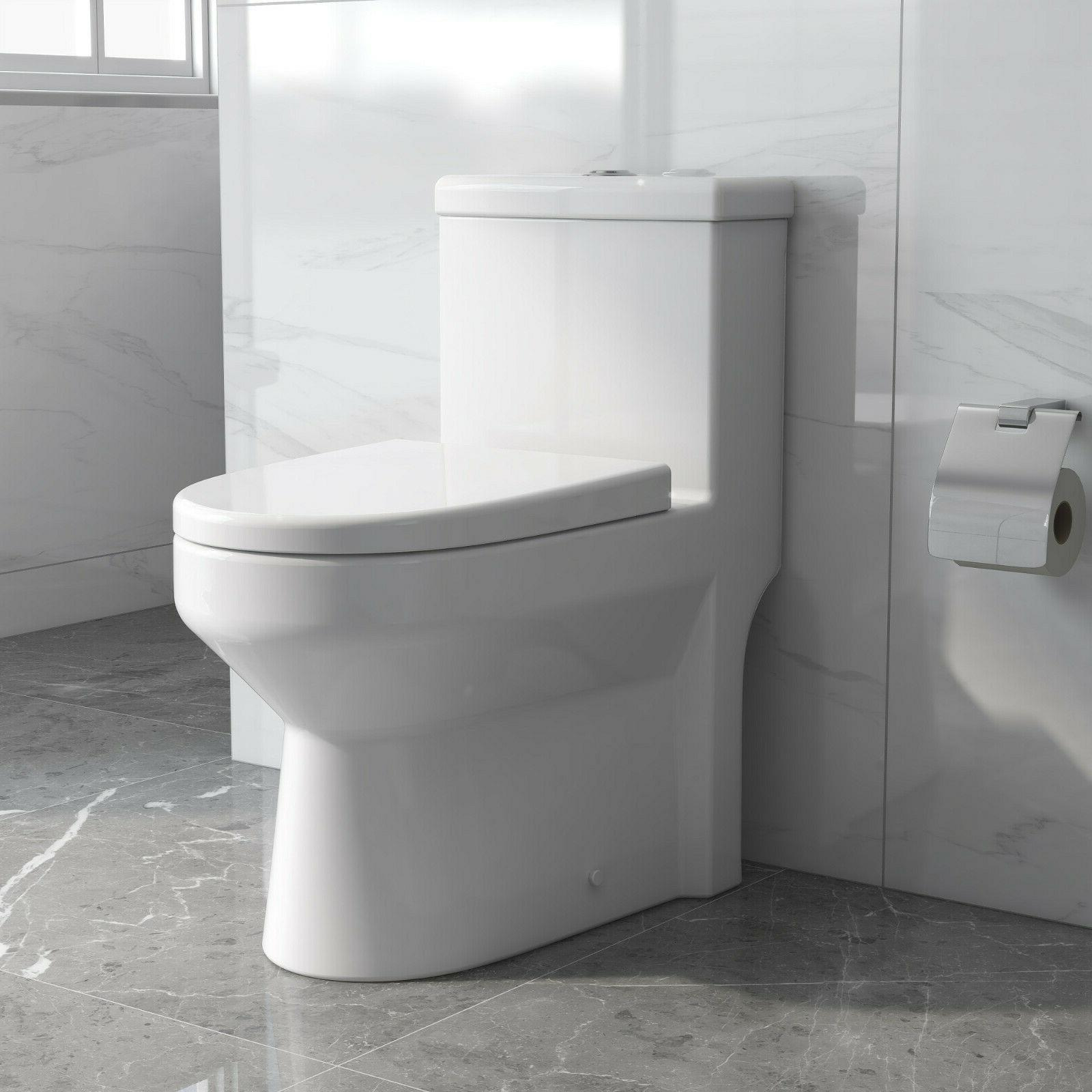 DeerValley Mini Flush One Piece Toilet Small