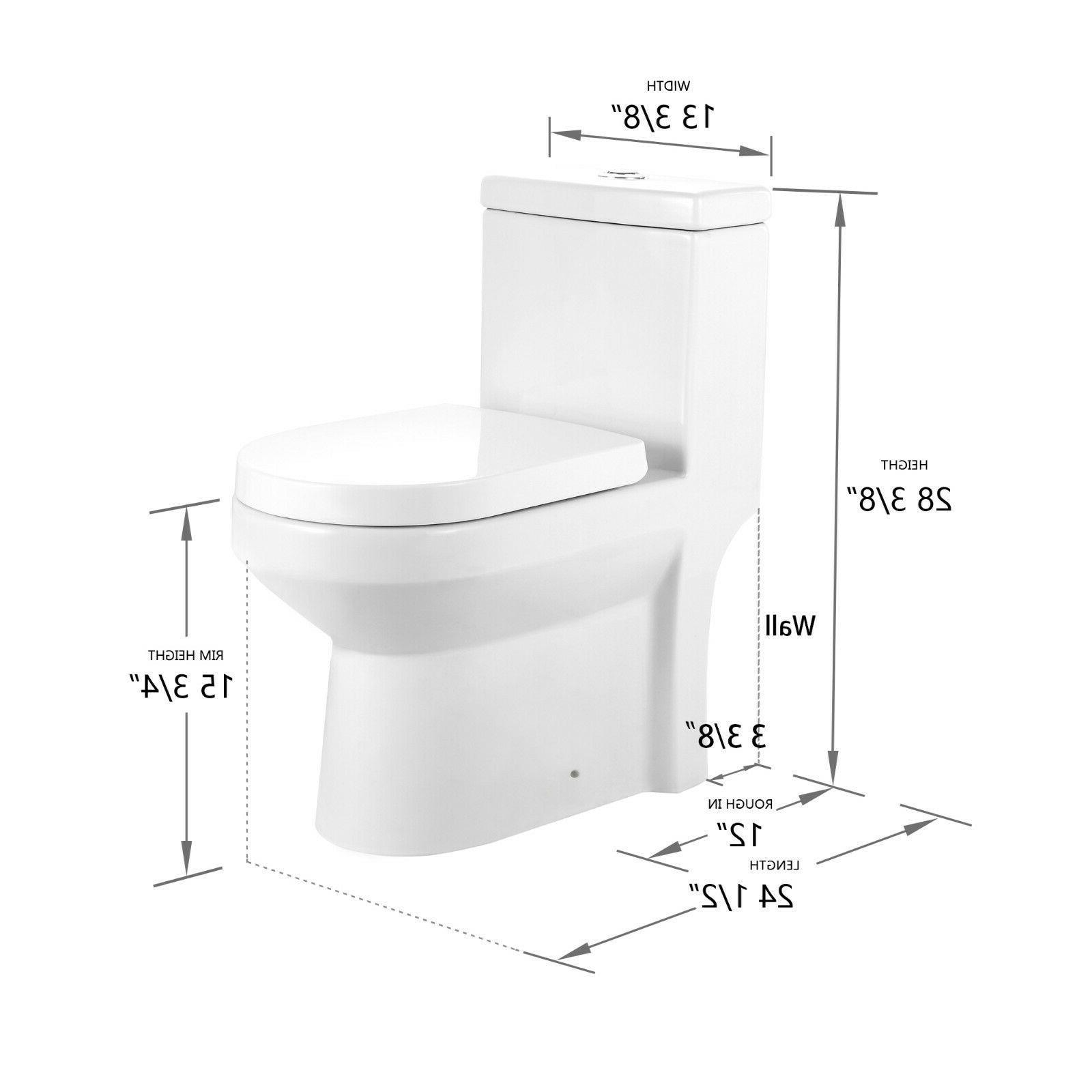 DeerValley Flush One Toilet For
