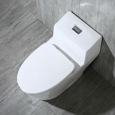 One Toilet with Soft Closing T-0018