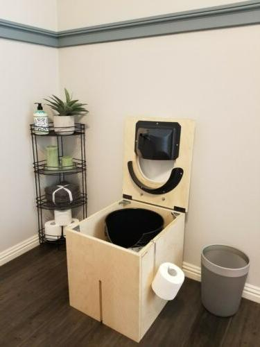 High Quality Composting Toilet