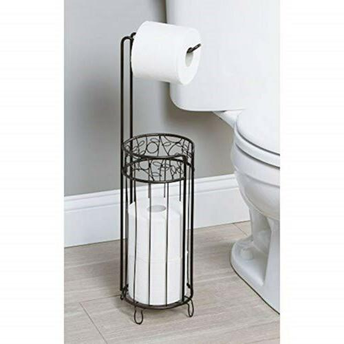 iDesign InterDesign Free Standing Toilet – Dispenser 77281