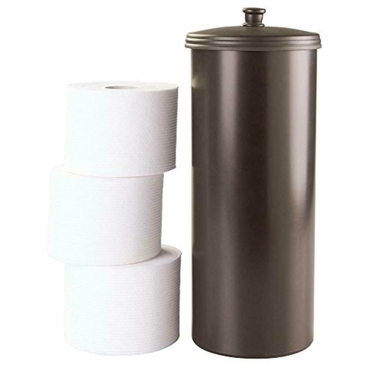 kent plastic toilet tissue roll reserve bathroom
