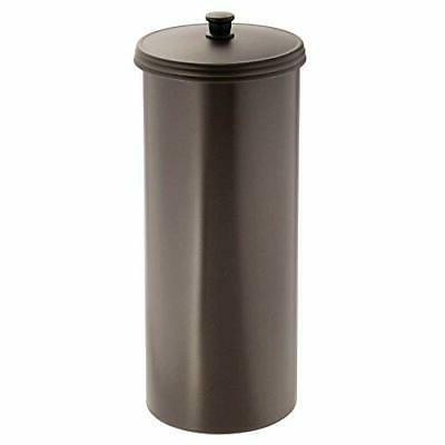 kent plastic toilet tissue roll reserve organizer