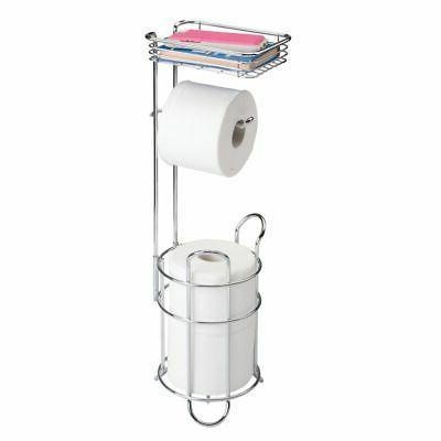 mdesign toilet paper dispenser reserve