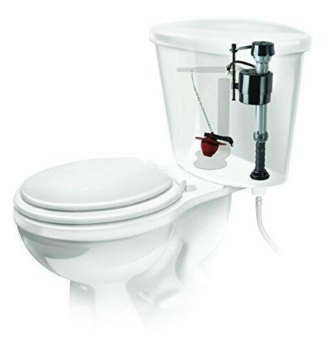 "Universal Toilet Fill Flapper Repair Kit For 2"" New"
