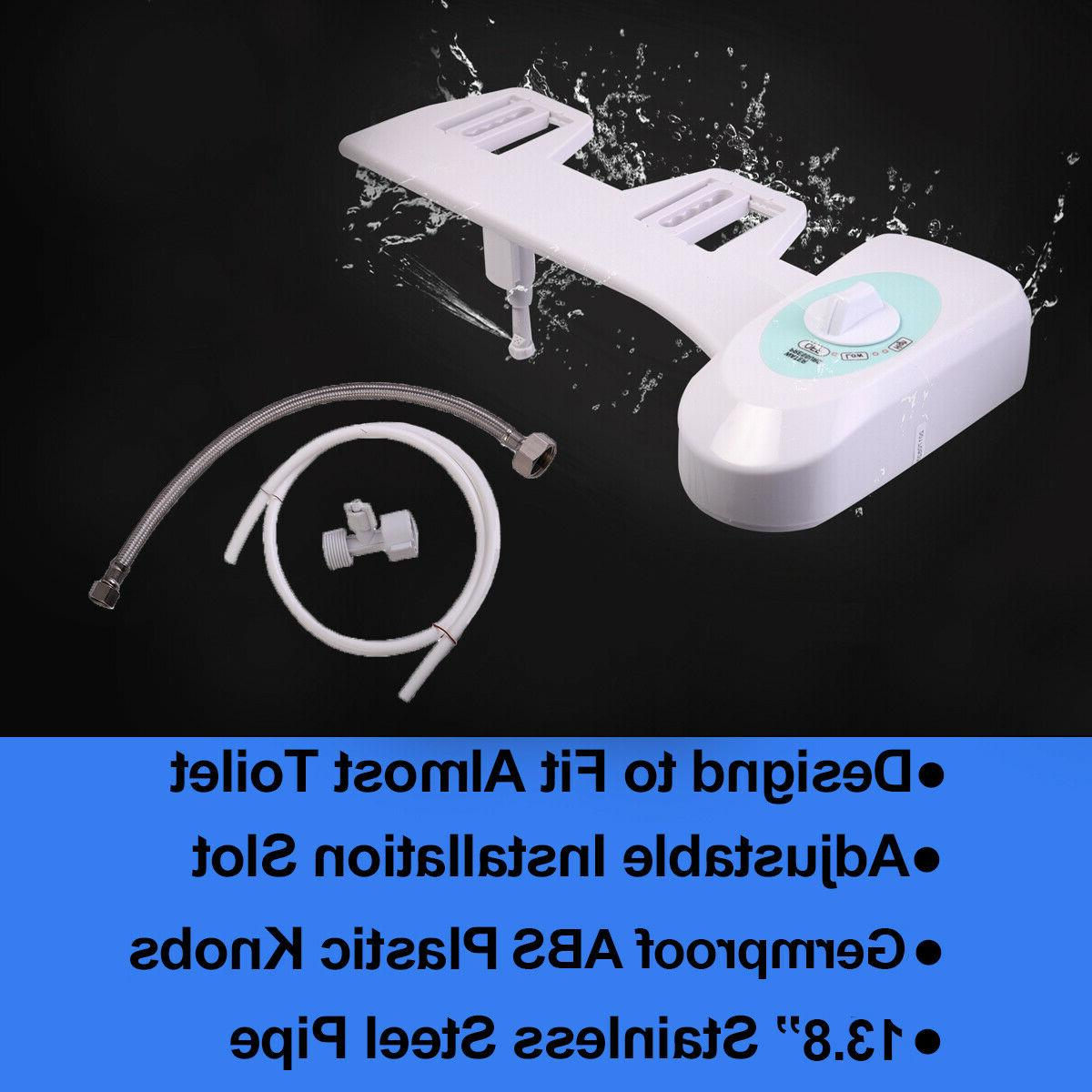 Non-Electric Flash Water Spray Bathroom