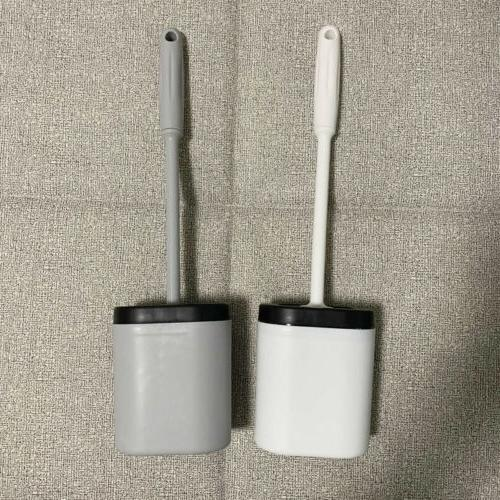Silicone Holder Quick Brush Toilet Household