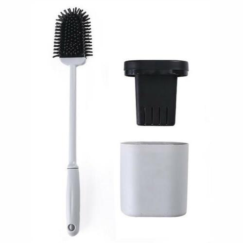 Silicone Quick Cleaning Household Bathroom Set