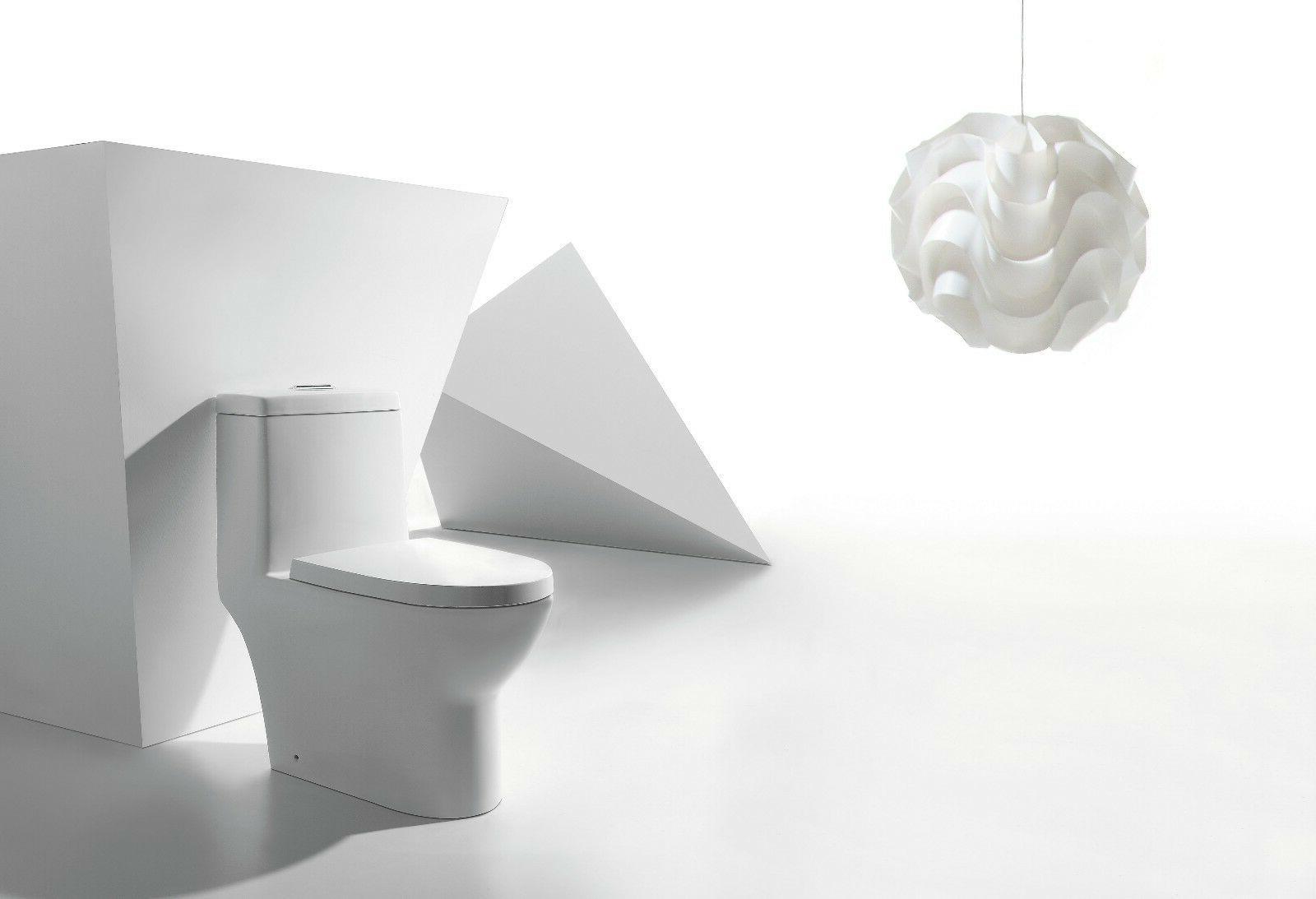 Soft One Modern Toilet Binli with