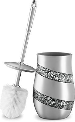 Toilet Bowl Cleaner Brush And Holder Set Decorative Toilet S
