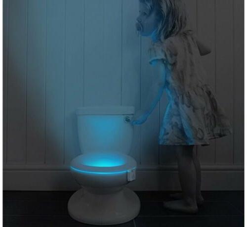 TBMax Toilet Light with 16-Color Motion Sensor Kids