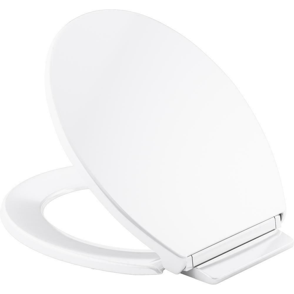 toilet seat round bowl closed front k