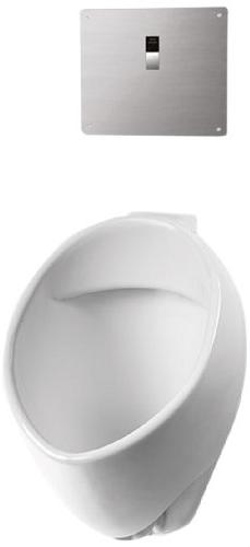 Toto UT105UVG#01 Commercial Washout High-Efficiency Urinal,
