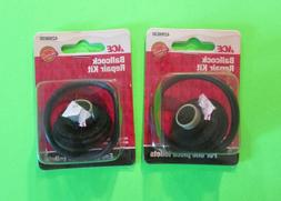 Lot of 2 Ballcock Repair Kits For One Piece Toilet ACE # 429