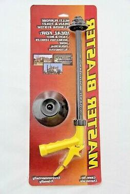 MASTER BLASTER Multi Purpose Drain Flushing Tool Clogged Toi