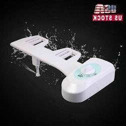 non electric mechanical bidet flash water toilet