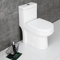 one piece compact 24 long dual flush