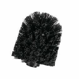 iDesign Plastic Replacement Toilet Bowl Brush Head for Maste