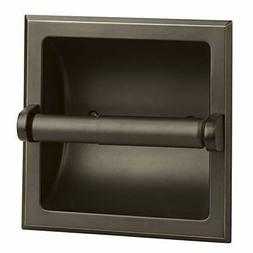 Recessed Toilet Paper Holder Oil Rubbed Bronze