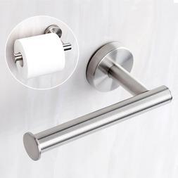 Steel Kitchen Bathroom Toilet Roll Holder Wall Mounted Rack