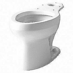 KOHLER Toilet Bowl,Elongated,Floor,Gravity Tank, K-4303-0, W
