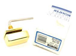 KOHLER Toilet Trip Lever Model K-9429-PB Polished Brass - NE