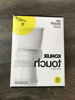 Kohler Touchless Toilet Flush Kit - No Touch Flush - Sealed