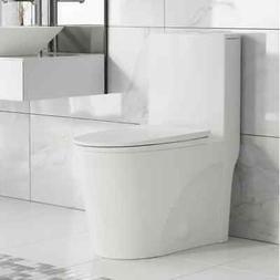Swiss Madison St. Tropez® Dual Flush Elongated One-Piece To