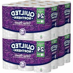 Quilted Northern Ultra Plush Toilet Paper 48 Double Rolls=96