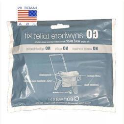Cleanwaste Wag Bag 12 Pack