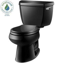 KOHLER Wellworth Round Toilet & Class Five Flushing 1.28GPF